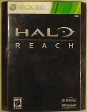 Halo: Reach -- Limited Edition (Microsoft Xbox 360, 2010) unplayed/no shrinkwrap