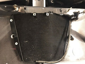 Cbr1000rr Radiator 08 09 10 11 Pressure Tested Ok