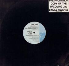 "Enigma(12"" Vinyl)The Eyes Of Truth-Virgin-DINSTDJ 126-UK-1994-VG/VG"