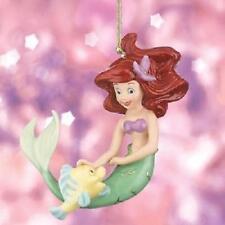Lenox ~ Disney's The Little Mermaid Ariel'S Best Friend Flounder Ornament Nib
