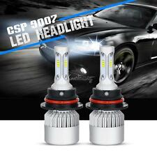 Pair 9007/HB5 252W CSP Hi/Lo Beam LED Headlights Bulbs Car SUV 6500K Kits HID