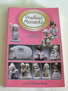 2004 THE OFFICIAL PRECIOUS MOMENTS COLLECTORS GUIDE TO FIGURINES BY JOHN BOMM
