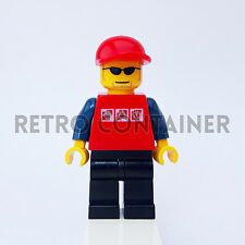 LEGO Minifigures - 1x cty175 - Pilot - Vintage Town Omino Minifig Set 7688