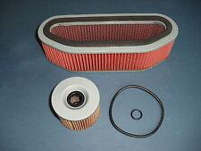 HONDA CB 750 Four K0-K6 Luftfilter und Ölfilter + O-Ringen oil + airfilter