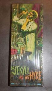 "#460 MOEBIUS 1/8 2007 ""Dr. Jekyll as Mr. Hyde"" aurora model kit NEW IN BOX"