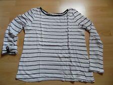 Langarm-Shirt Gr. M gestreift von edc