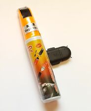 1 X New Car Auto Coat Magic Black Paint Touch Up Brush Scratch Repair Remover