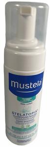 Mustela Stelatopia Shampooing Mousse Foam Shampoo 5.07 oz 04/2022 Exp