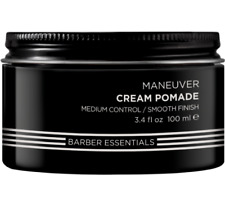 Redken BREWS Maneuver Cream Pomade 1 x 100ml Redken for men All hair types