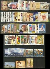 India 2011 Complete Year Pack full Set Commemorative Stamps 61v Various themes