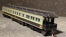 MICRO-TRAINS #144 00 150 CANADIAN NATIONAL HEAVYWEIGHT OBSERVATION PASSENGER CAR