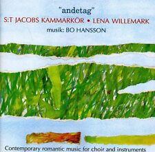 Bo Hansson - Andetag [New CD]