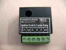 12V DC TEC2 Multi-Purpose Split Charge Relay / Dual Battery / Caravan / Electric