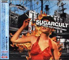 SUGARCULT - PALM TREE AND THE POWER LANE - Japan CD+1BONUS - NEW