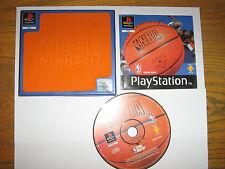 TOTAL NBA '97 (VERSIONE BOX CARTONATO) PS1 - QUASI NUOVO!!! - RARISSIMO!!!