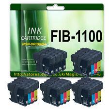 Cartouches d'encre noire compatible Brother pour imprimante