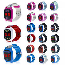 Licensed Boys Girls LED Display Digital Touch Screen Watch for Kids (18 Styles)