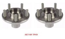 Toyota Sienna Front Left & Right Wheel Hubs 2011-2017 Set Of Two