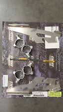 Memphis Shades Fats/Slim Mounting Kit for Yamaha V-Star 1100 part # MEM9918