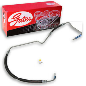 Gates Power Steering Pressure Line Hose for 2000-2005 Cadillac DeVille 4.6L jd