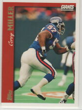 1997 Topps Football New York Giants Team Set