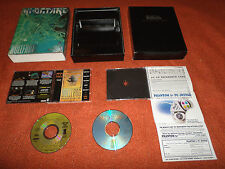 pc HI-OCTANE big box VGC & rare christmas demo with Hi Octane 2p. split screen +