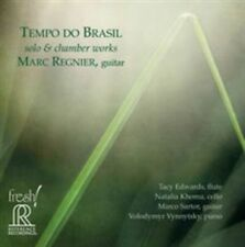 TEMPO DO BRASIL: SOLO & CHAMBER WORKS NEW CD