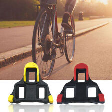 2Pcs Road Bike Bicycle Self-locking Pedal Cleats Set Outfits for Shimano Utility