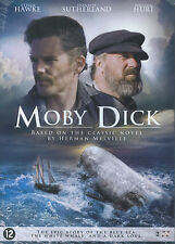 Moby Dick (with Ethan Hawke, Donald Sutherland & William Hurt) (2 DVD)