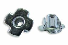 M4 Blind Nuts/ Tee Nuts/ T Nuts for RC Airplane (large) 10pc