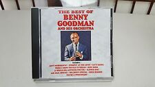 The Best Of Benny Goodman And His Orchestra Big Band Swing Jazz