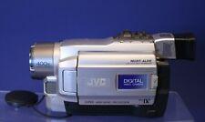 Jvc Gr-Dvl315U Mini Dv Camcorder w/ 400X Zoom & Night Alive