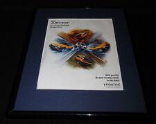 2001 Pontiac Aztek Versatrak 11x14 Framed ORIGINAL Vintage Advertisement