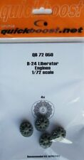 Quickboost 1/72 B-24 Liberator Engines # 72050