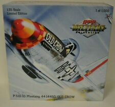 """GMP 1:35 P-51D Mustang Col. Bud Anderson's """"Old Crow"""""""