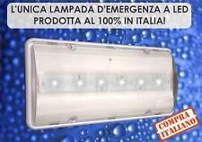 LAMPADA D'EMERGENZA 8W LED AUT. 3H 150LM - EKP150NC30SE44 kross