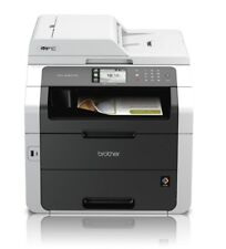 Brother MFC-9340CDW Colour Laser Printer |A4|Print, Copy, Scan, Fax, Duplex T...