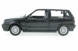 SCHABAK 1000 - Volkswagen VW Polo schwarz metallic black - 1:43 in OVP / Box