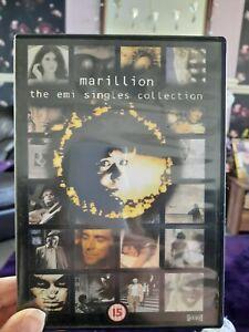 Marillion Thd Emi Singles Collection Dvd