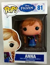 Brand New Funko Pop Disney Frozen Princess Anna Vinyl Collectible Figure Toy #81