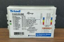 Triad Cf Electronic Ballast 120 to 277V C242Unvme
