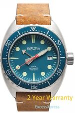 Brand New HERODIA (by Squale) SERIES 1 ATHOS 300M Diver Blue Watch WARRANTY