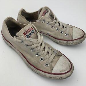 Converse Chuck Taylor All Star Low Size Men 6 Women 8 Size White M7652