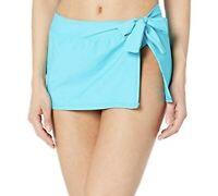Tommy Bahama Women's 189239 Skirted Hipster Bikini Bottom Swimwear Size L
