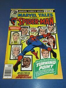 Marvel Tales #98 Bronze age Death of Gwen Key ASM 121 Reprint VF- Spider-man