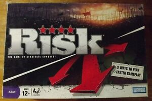RISK Board Game (2008 Version) Parts & Pieces only - You Choose