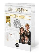 10 Euros Argent Monnaie de Paris Harry Potter 2021 Les 3 Sorciers