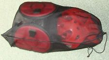 Martial arts protection kit by T-Sport. Sparring gear incl carrying bag.