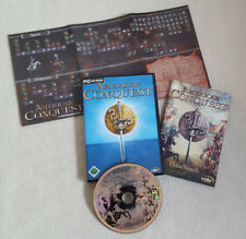 American Conquest - Three Centuries of War (PC, 2004, DVD-Box)
