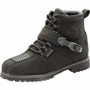 Joe Rocket Big Bang 2.0 Riding Shoes - Black, All Sizes